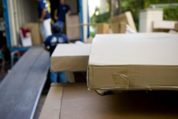 Avail of Moving Services for Quick Relocation