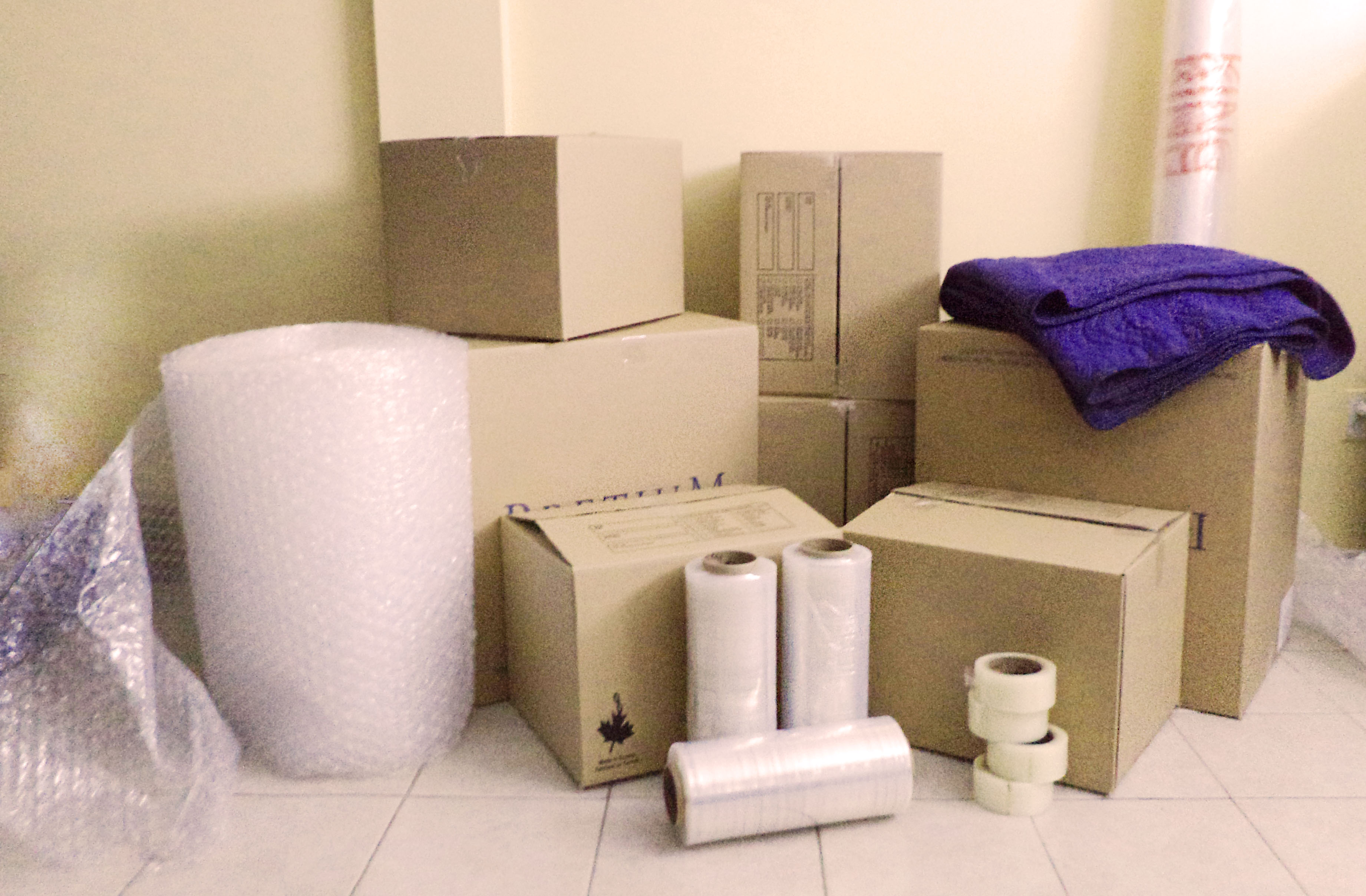 Moving Supplies Can Make Or Break A Move