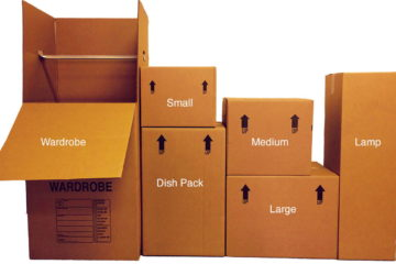 Moving Supplies and Moving Boxes - Lightweight Stuff That Lightens the Mover's Burden