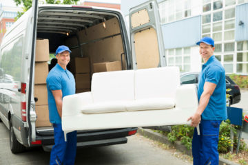 Professional Moving Services - Choosing the Best