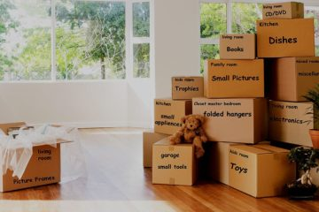 Some Important Tips to Pack Moving Boxes While Relocating